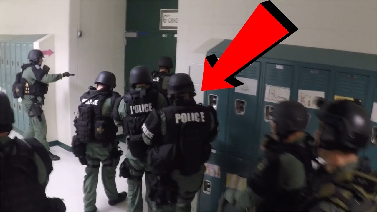 i got swatted in school prank gone wrong youtube