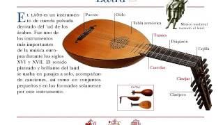 Instrumentos musicales de cuerda