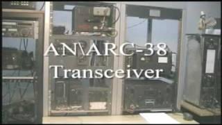 Collins AN/ARC-38 Transceiver