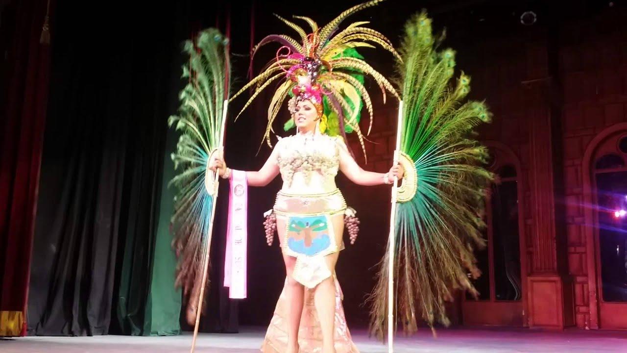 Diosa mexicana de la belleza yvag azrag - 4 10