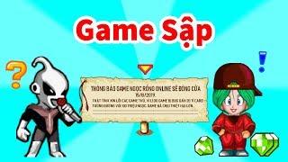 Ngọc Rồng Online - Game Sẽ Sập Thật Sao Buồn VCL !