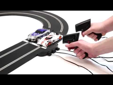 How to set up your Scalextric Analogue Set