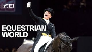 Isabell Werth - Get to know the Queen of the Dressage! | Equestrian World