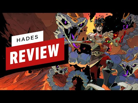 Hades Review - IGN