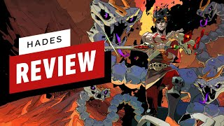 Hades Review (Video Game Video Review)