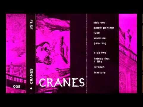 CRANES - FUSE (1986) [Full Album]