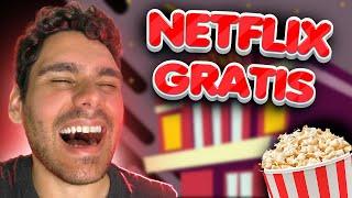 COMO TER NETFLIX GRATIS EM 2020-COMO TER NETFLIX DE GRAÇA 2020-NETFLIX GRATIS 2020