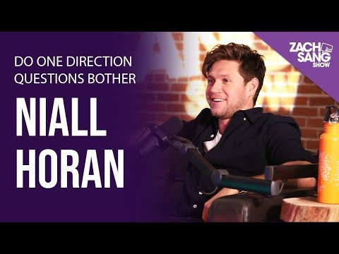 Do One Direction Questions Bother Niall Horan?