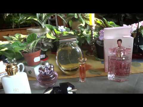 духи с запахом жасмина