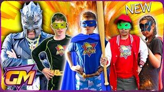 NEW Super Heroes: Super Squad!