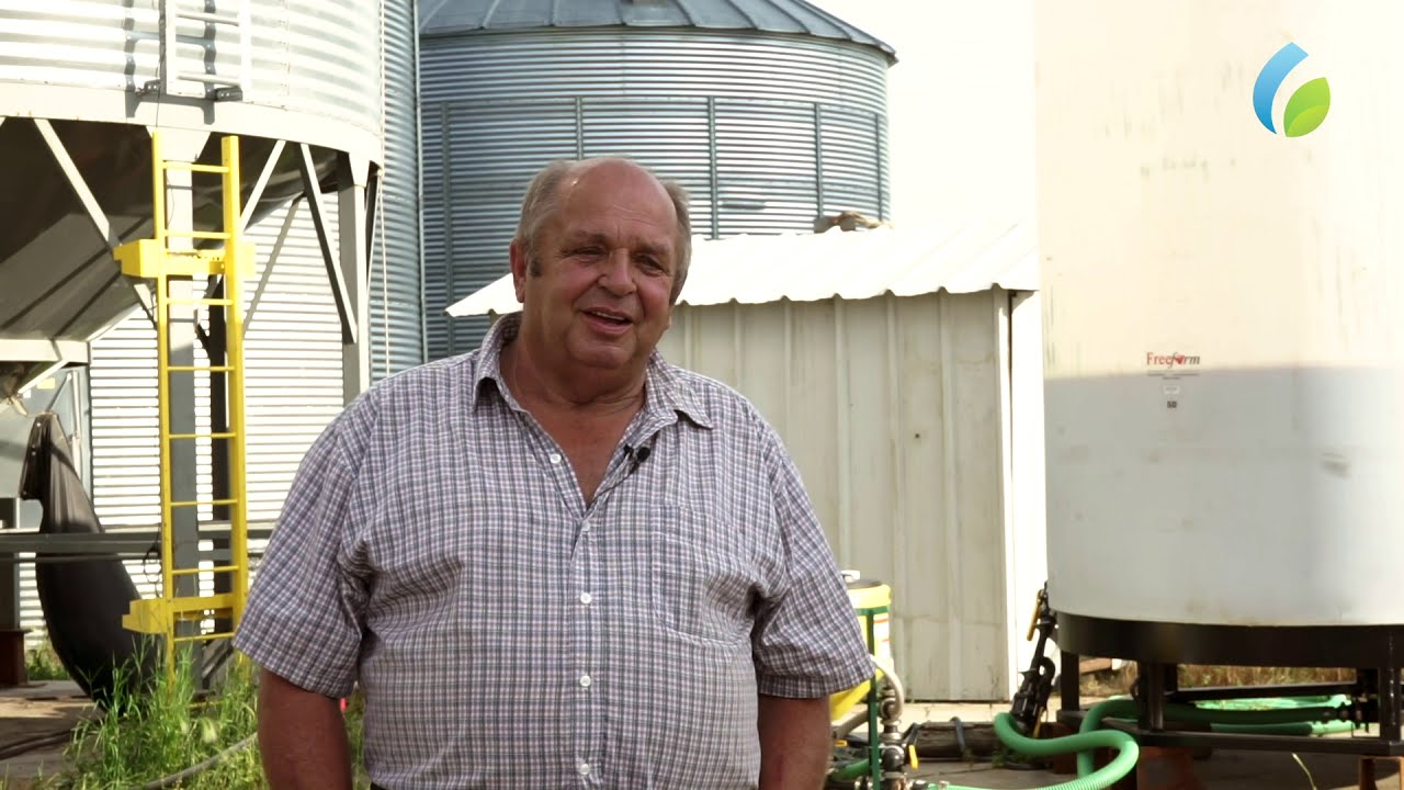 Forward-Thinking Farmer Experiments with ACF-SR
