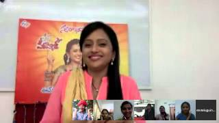 ETV Hangout On Air with Anchor SUMA