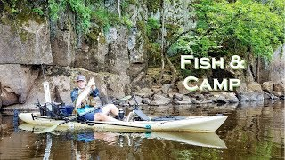 St Croix River | Fisнing & Camping