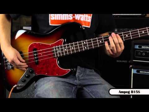 Fender Jazz Bass 1962 Reissue Japan 1994 Demo