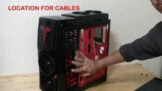 """The Titans Blade 3 computer case """"deluxe game edition"""" review"""