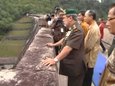 Dua Loji Air Dan Rumah Pam Johor Diserah Kembali