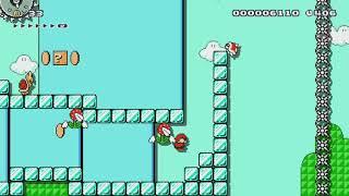 Super Mario 64 by GRAND DAD - SUPER MARIO MAKER - NO COMMENTARY