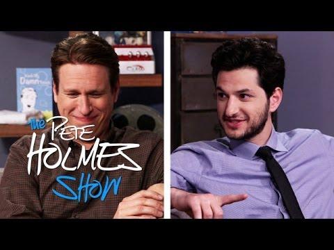 """Ben Schwartz & Pete Recreate """"The Office"""""""