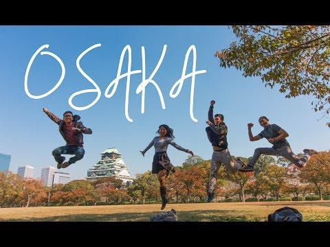 Autumn in Japan - Day 4 Osaka