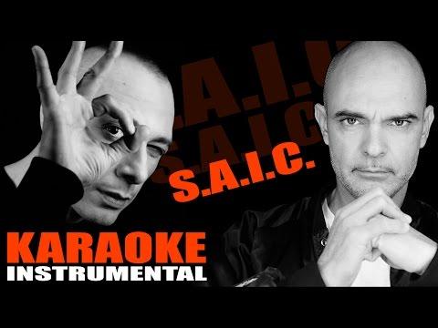 Bassi Maestro ft. Fabri Fibra: S.A.I.C. (Karaoke - Instrumental)