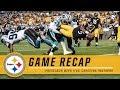 Preseason Week 4: Pittsburgh Steelers vs. Carolina Panthers | Game Recap
