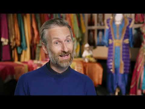 Aladdin Soundbites • Michael Wilkinson