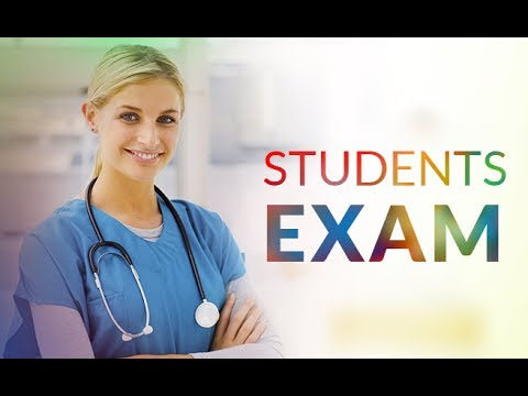 Medical Students - Exams, Labs, Library, Washington University of Barbados, Caribbean Islands