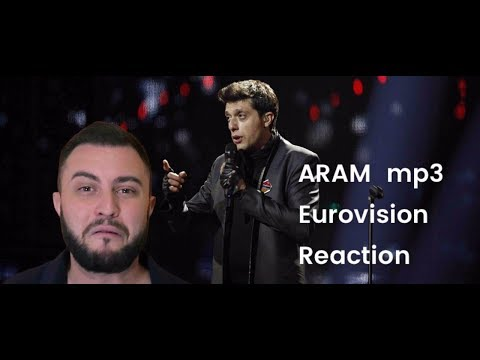 Aram MP3 - Not Alone (Armenia) LIVE - 2014 Grand Final - СМЕСЬ ЛЕПСА и СЭМА СМИТА?