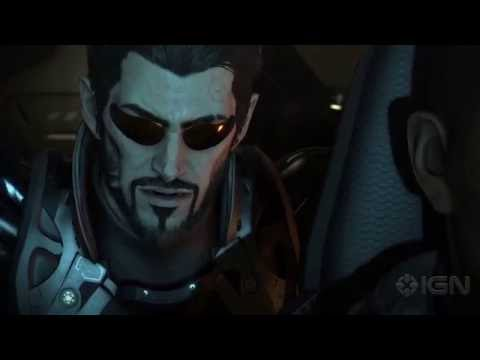 11 Minutes of New Deus Ex: Making Divided Gameplay - Gamescom 2016