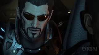 Check out a bunch of new gameplay from Squares sequel to Deus Ex  Follow IGN for more  IGN OFFICIAL