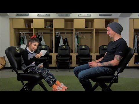 Kid Reporter | Connie Valeri interviews Zarek Valentin