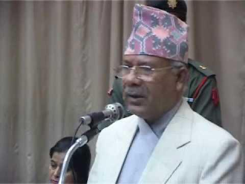 Speech of Honorable Prime Minister of Nepal Mr  Madhav Kumar Nepal's Speech on the 17th Praksh Memorial day Part 3 of 3