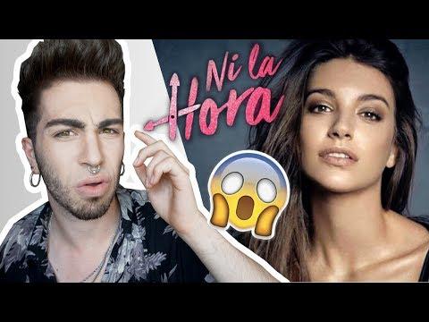 REACCIÓN Ni La Hora Ana Guerra ft. Juan Magan | MALBERT