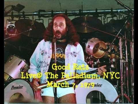 Good Rats Live At The Palladium, NYC 3/7/79