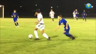 Charlotte vs. Braden River in boys soccer district tournament