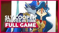 Sly Cooper: Thieves In Time | Full Gameplay/Playthrough | No Commentary [PS3 HD 60FPS]