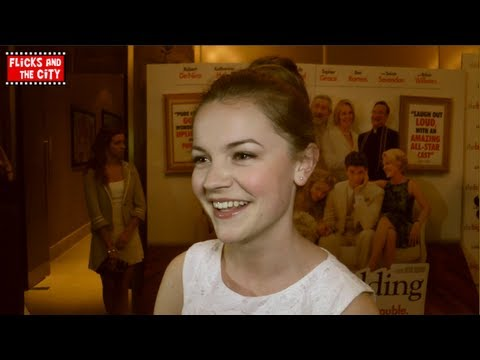 The Big Wedding Special Screening  Izzy MeikleSmall on The 7.39 & Snow White And The Huntsman