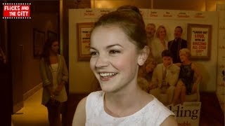 The Big Wedding Special Screening - Izzy Meikle-Small on The 7.39 & Snow White And The Huntsman