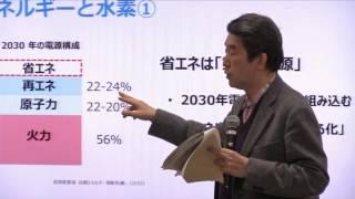 サイエンティスト・トーク 「これでエネルギー問題は解決!? 技術者が語る水素社会の最前線」(前半)