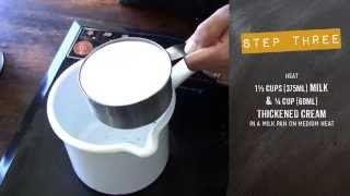 Make Hot Chocolate Chai - From Tasty Express By Sneh Roy