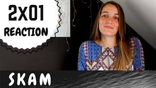 REACTION Skam Season 2 Episode 1 - Om du bare hadde holdt det du lovet 2x01
