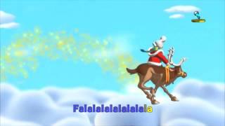 Disney Junior España | Canta con DJ: Salvemos a Santa