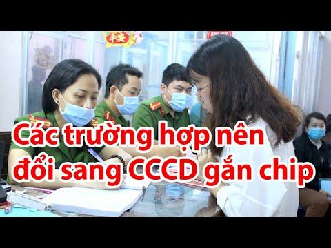 CMND còn thời hạn, có đổi sang CCCD gắn chip trước 1-7? - PLO