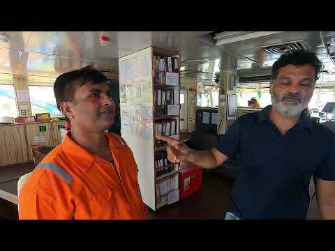 DID I INSPECTED THE OFFSHORE VESSEL WITH @Captain Amit Bhandari ??