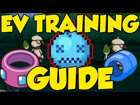 POKEMON SUN AND MOON EV TRAINING GUIDE - EV TRAINING LOCATIONS IN POKEMON SUN AND MOON