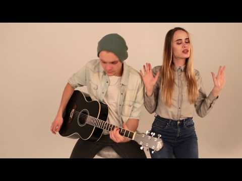 Mark Ronson feat. Bruno Mars - Uptown Funk (Acoustic Cover by Dasha Shulgina & Alex The Roamer )