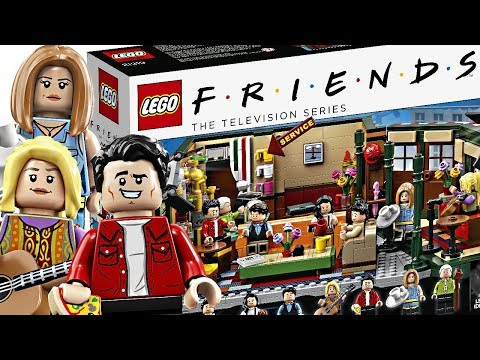 Chino - LEGO is giving us a FRIENDS set!  [PICS & VIDEO]