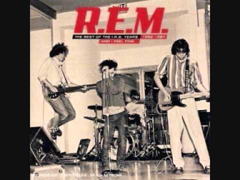 R.E.M. 'All The Right Friends' 1983 recording