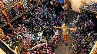 Powering Tomorrow: Boise Bicycle Project