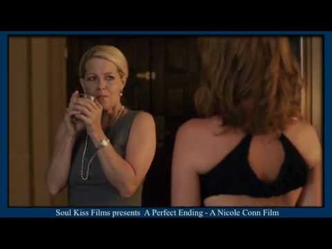Soul Kiss Films' A Perfect Ending  with Barbara Niven and Jessica Clark